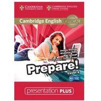 Cambridge university press Cambridge english prepare! 4 presentation plus dvd