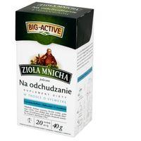 Herbata eksp. BIG ACTIVE Mnicha na odchudzanie