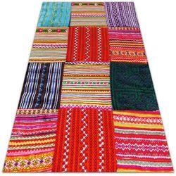 Dywanomat.pl Dywan ogrodowy piękny wzór dywan ogrodowy piękny wzór turecki patchwork