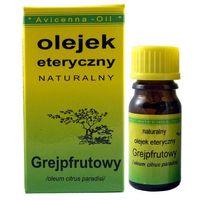 Olejek eteryczny Grejpfrutowy - 7ml - marki Avicenna Oil
