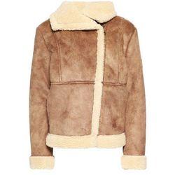 American Outfitters Kurtka ze skóry ekologicznej brown - produkt z kategorii- kurtki dla dzieci