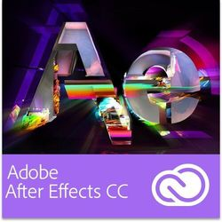 after effects cc multi european languages win/mac - subskrypcja (12 m-ce) od producenta Adobe