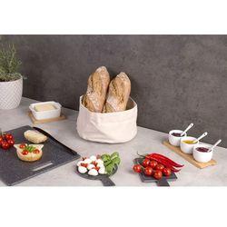 Zeller Koszyk na chleb, pieczywo - Ø25x13 cm,