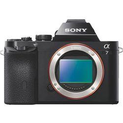 Sony Alpha A7 z kategorii [lustrzanki cyfrowe]
