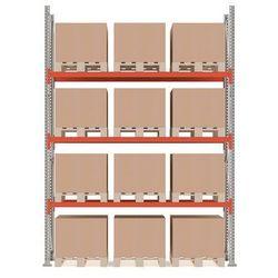 Regał paletowy ultimate moduł 4000x2750x1100 mm 12 palet marki Array