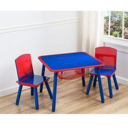 Delta Stolik i dwa krzesełka dla dzieci TT89514GN