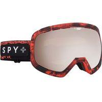 Gogle snowboardowe  - platoon red/hap/br (red hap br) rozmiar: os marki Spy