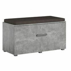 Designerska szafka na buty adon - beton marki Producent: elior