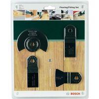Zestaw akcesoriów do multinarzędzia, 4 szt., Bosch 2609256979, Pasuje do marki (multinarzędzia) Fein, Makit