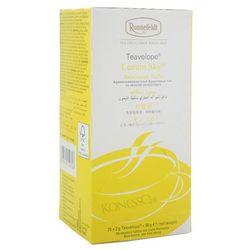 Owocowa herbata Ronnefeldt Teavelope Lemon Sky 25x2g (owocowa herbata)