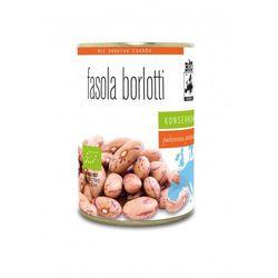 FASOLA BORLOTTI KONSERWOWA BIO 400 g (250 g) - BIO EUROPA (przetwór)