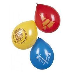 Balony indiańskie 6 szt marki Aster