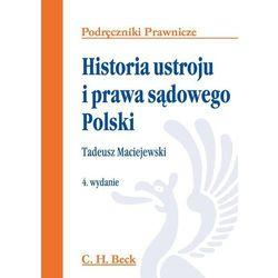Historia ustroju i prawa sądowego Polski, pozycja wydawnicza