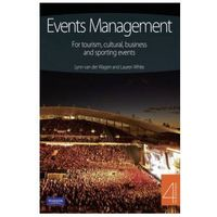 Event Management: for Tourism, Cultural Business & Sporting Events (9781442534889)
