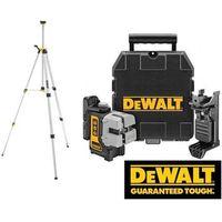 DeWalt DW089KTRIX-XJ + statyw