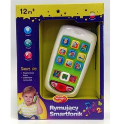 Rymujący smartfonik DUMEL z kategorii Maskotki interaktywne