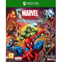 Marvel Pinball - gra Xbox One