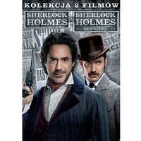 Sherlock Holmes 1+2 (3xDVD) - Guy Ritchie (7321909319141)
