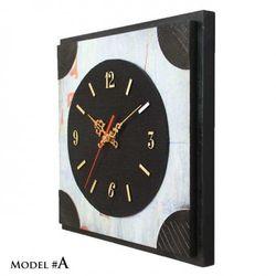 Pozostali Zegar drewniany torcik #3