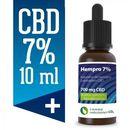 Hempro Olejek konopny cbd 7% 10 ml bio