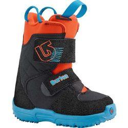 BURTON - Mini - Grom Webslinger Blue (418) rozmiar: 10C z kategorii buty do snowboardu