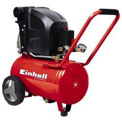 Kompresor olejowy te-ac 270/10 24 litry + darmowy transport! marki Einhell