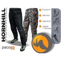 Spodnie wiatroszczelne przeciwdeszczowe paco marki Hornhill