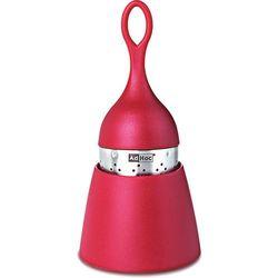 Zaparzacz do herbaty  floatea czerwona marki Adhoc