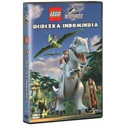 Lego Jurassic World. Ucieczka Indominusa. DVD, towar z kategorii: Filmy animowane