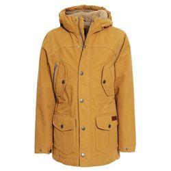 Volcom STARGET UPDATE Płaszcz zimowy burnt khaki (kurtka dziecięca)