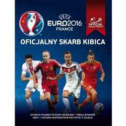 UEFA EURO 2016 Oficjalny skarb kibica + zakładka do książki GRATIS (kategoria: Książki sportowe)