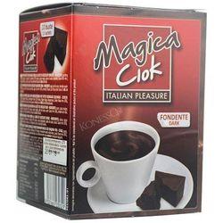 Czekolada na gorąco  ciemna 10x25g wyprodukowany przez Magica ciok