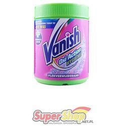 Vanish oxi action extra hygiene 470g - produkt dostępny w supershop.net.pl