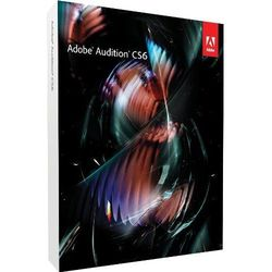 Adobe Audition CS6 ENG Win/Mac - dla instytucji EDU - oferta (3559db4c336f07df)