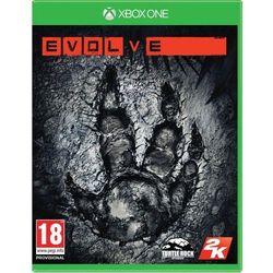 Evolve z kategorii [gry Xbox One]
