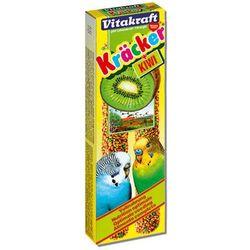 VITAKRAFT Kracker - kolba kiwi dla papużki falistej 2 szt.