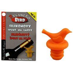 4home Silikonowe zatyczki do butelek bird