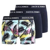 Jack & Jones JACEASY 3 PACK Panty navy blazer (5713445635441)