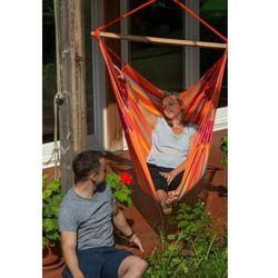 - domingo lime - fotel hamakowy comfort outdoor marki Lasiesta