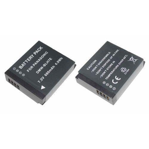 Bateria do aparatu cyfrowego PANASONIC DMW-BLH7, DMW-BLH7E - produkt z kategorii- akumulatory dedykowane