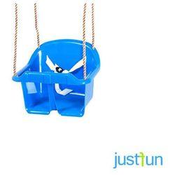 Huśtawka kubełkowa ECO - niebieski