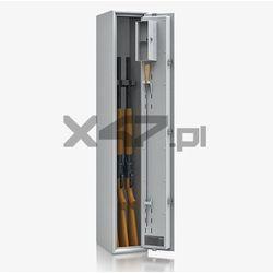 Szafa na broń długą remscheid kl. s1 - zamek elektroniczny marki Iss
