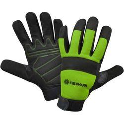 Rękawice ogrodowe FIELDMANN FZO 6010 Czarno-zielony (rozmiar XL)