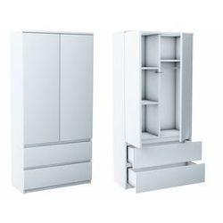 """Pozostali Szafa """"roma"""" - półki plus dwie szuflady"""