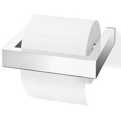 Wieszak na papier toaletowy Zack Linea połysk 15 cm, 40031Z