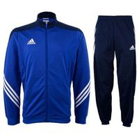 Dres juniorski  sereno14 pes f49716 niebieski - czarny ||biało - czerwony marki Adidas