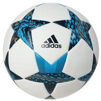 adidas Performance FINALE Piłka do piłki nożnej white/blue/cyan