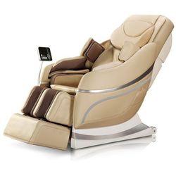 Fotel do masażu mateo czary - kolor beżowy marki Insportline