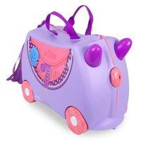 Trunki - walizeczki i akcesoria Walizka trunki kucyk jeżdżąca, kategoria: walizeczki