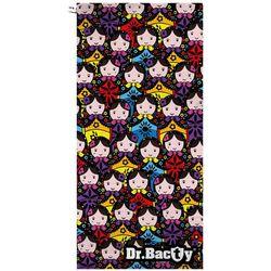 Dr.Bacty L szybkoschnący ręcznik treningowy 60x130 cm / Matrioszki - Matrioszki